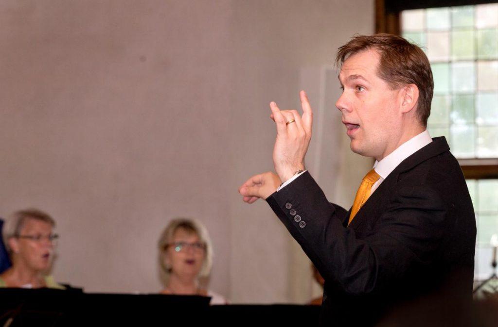 """Från """"Musik i försommarkväll"""" i Rikssalen på Västerås Slott 2015. Foto Rune Jensen (c) VLT"""